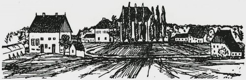 Dorfkern_1860